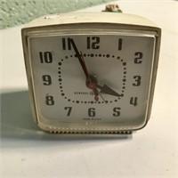 3 GE vintage alarm clocks. All tested and work