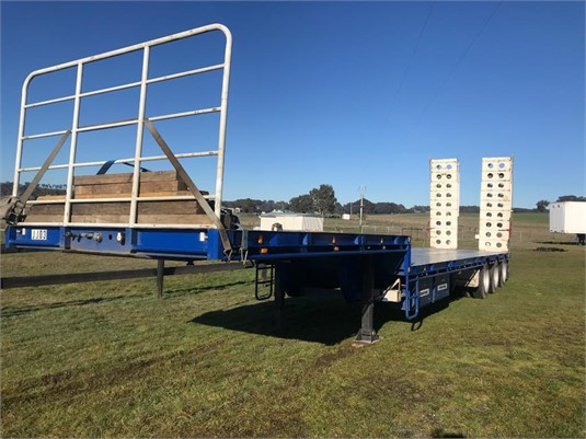 2019 Stonestar Drop Deck Trailer - Trailers for Sale