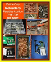 Reloaders Paradise Auction