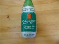Schwepps Gingerale 28FL oz Collectable bottle