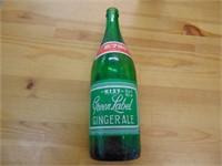 KIST Green Label Ginger Ale Collectable Bottle
