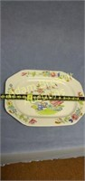 Vintage Spode Copeland England Willis 16.5 in