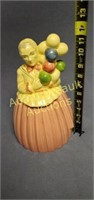 Vintage 12 in hand-painted Pottery Guild of