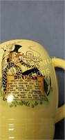 Carlton Ware made in England Dreamer cup