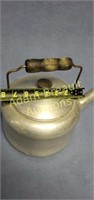 Comet aluminum made in USA 8 inch teapot