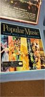 4 vintage Reader's Digest vinyl record sets