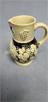 German Marzi & Remy MK Pottery 5 in pitcher
