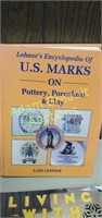 3 pottery and porcelain marks books/guides