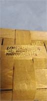 Longaberger two handled baby basket, 1984, 5 x 7