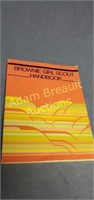 Vintage Brownie Girl Scout Handbook, 1986