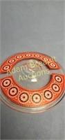 Rare vintage Pyrex 8.75 in casserole dish lid