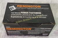 Remington powder actuated power hammer with power