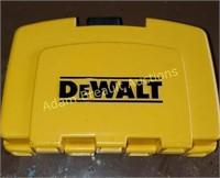 DeWalt 15 piece Pilot Point Tip Drill Bit set,