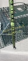 Advantek Outdoors live trap, like new