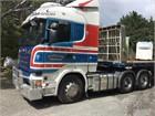Scania R620 Prime Mover