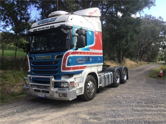 2014 Scania R620 - Trucks for Sale