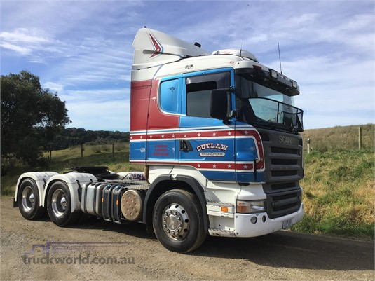 2008 Scania R620 - Trucks for Sale