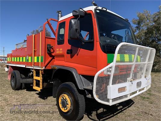 2002 Isuzu FTS - Trucks for Sale