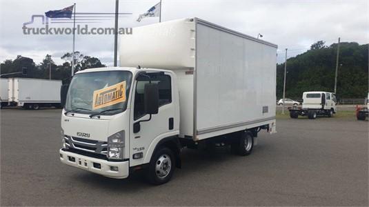 2017 Isuzu NPR45.155 - Trucks for Sale
