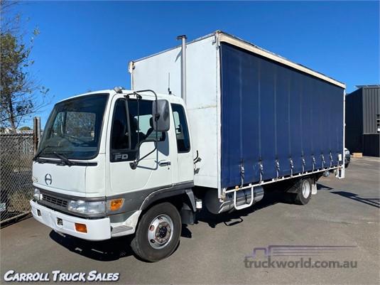 2000 Hino FD2J - Trucks for Sale