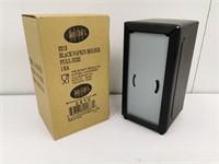 Table Craft Black Napkin Dispenser - New