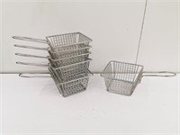New Wire French Fry Serving Basket