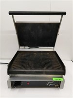 Star Grill Express Double Ribbed Panini - USA Made