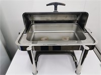 Elegant S/S Roll Dome Chafer