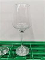 Wine Glass With Dishwasher/Storage Rack