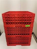 36 Compartment Dishwasher/Storage Rack