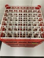 49 Compartment Dishwasher/Storage Rack