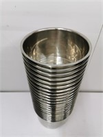 S/S Utility Bucket - Perfect For Displaying Food