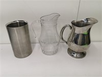 Misc. Pitchers & S/S Wine Cooler