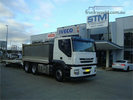 2012 Iveco Stralis AT500 - Trucks for Sale