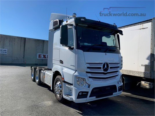 2020 Mercedes Benz Actros 2658 - Trucks for Sale