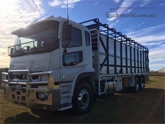 2020 Mitsubishi Fuso SHOGUN FV74 - Trucks for Sale