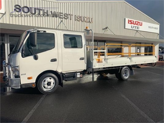 2016 Hino 300 616 - Trucks for Sale