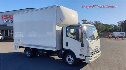 2017 Isuzu NPR45.155 Dwyers Truck Centre - Trucks for Sale