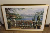 Picture lot incl. Terrage in Bellagio by Pejman