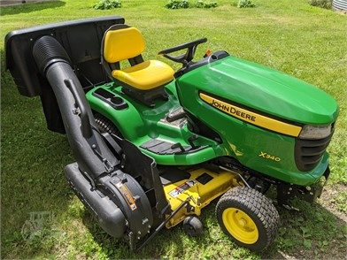 John Deere Riding Lawn Mowers For Sale 2452 Listings Tractorhouse Com Page 1 Of 99