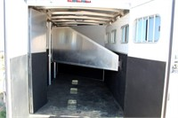 2010 Exiss Horse Trlr, view 4