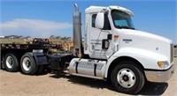 2000 International Semi-Tractor, Detroit diesel eng, Eaton Fuller 10-spd trans, wet kit, 851,725 mi, (view 1)