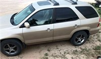 2002 Acura, 226,820 mi, auto trans, extra set of studded snow tires & whls; , view 1