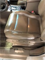 2002 Acura inside view 3