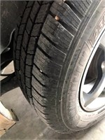 2002 Acura tire view 7