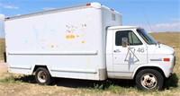 1988 GMC Van Truck, not running (more info coming sooon), view 1