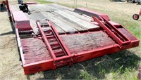 1984 HMD Flatbed, view 2