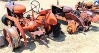 AC Parts Tractors, view 2