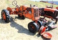 AC Parts Tractors, view 3