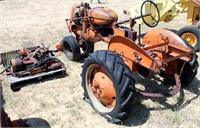 AC Parts Tractors, view 4